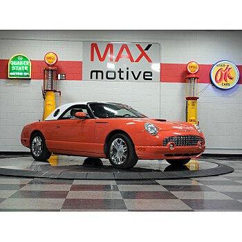 2003 Ford Thunderbird for sale 101552919