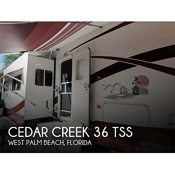 2003 Forest River Cedar Creek for sale 300182548