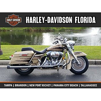 2003 Harley-Davidson CVO for sale 200712386
