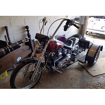 2003 Harley-Davidson Softail for sale 200520158