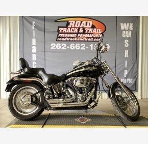2003 Harley-Davidson Softail for sale 200953850