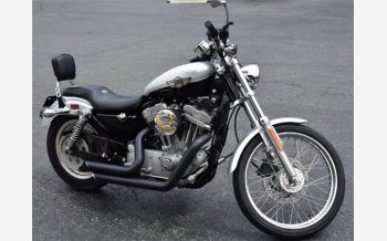2003 Harley-Davidson Sportster for sale 200930243