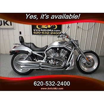 2003 Harley-Davidson V-Rod for sale 200688520