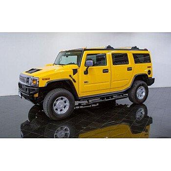 2003 Hummer H2 for sale 101221952