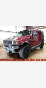 2003 Hummer H2 for sale 101326458