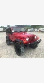 2003 Jeep Wrangler 4WD Sport for sale 101192677