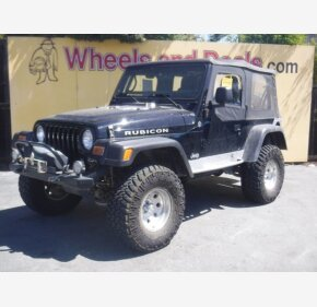 2003 Jeep Wrangler for sale 101350531