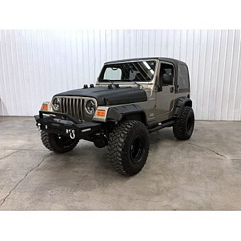 2003 Jeep Wrangler for sale 101416609