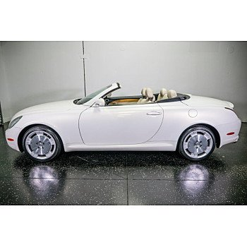 2003 Lexus SC 430 Convertible for sale 101194882