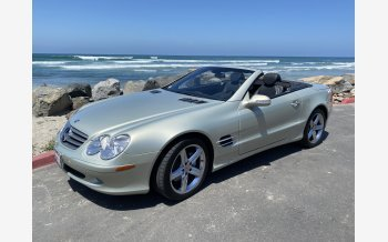 2003 Mercedes-Benz SL500 for sale 101522322