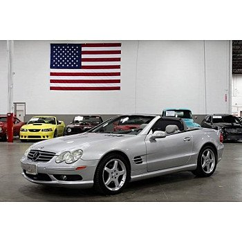 2003 Mercedes-Benz SL500 for sale 101184826