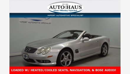 2003 Mercedes-Benz SL500 for sale 101208623