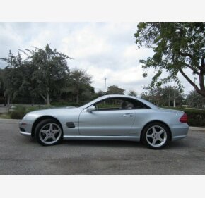 2003 Mercedes-Benz SL500 for sale 101294282
