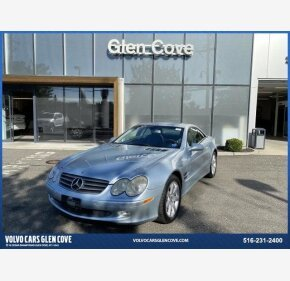 2003 Mercedes-Benz SL500 for sale 101381822
