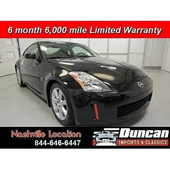 2003 Nissan 350Z for sale 101013048