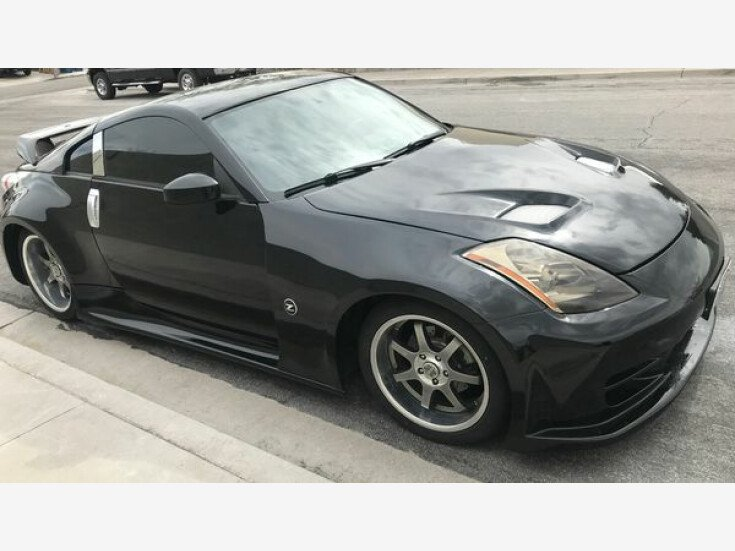 2003 Nissan 350Z Coupe for sale 101541451