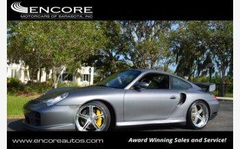 2003 Porsche 911 GT2 Coupe for sale 101121993
