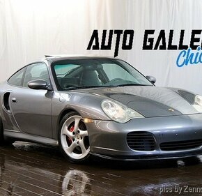 2003 Porsche 911 Turbo Coupe for sale 101161478