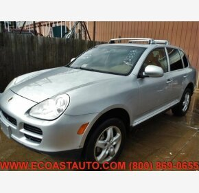 2003 Porsche Cayenne S for sale 101326240
