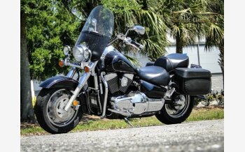 2003 Suzuki Intruder 1500 for sale 200721688