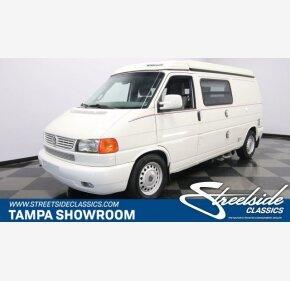 2003 Volkswagen Eurovan for sale 101246330