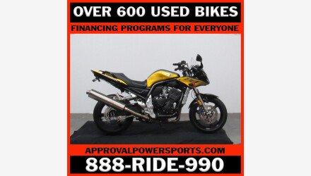 2003 Yamaha FZ1 for sale 201050341