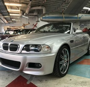 2004 BMW M3 Convertible for sale 101442504