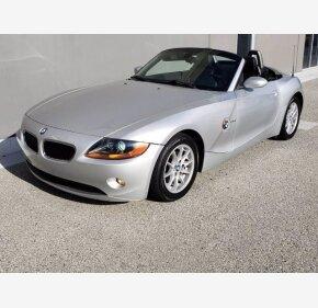 2004 BMW Z4 for sale 101431132