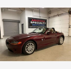 2004 BMW Z4 for sale 101465537