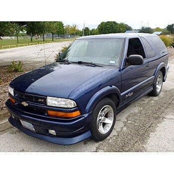 2004 Chevrolet Blazer 2WD 2-Door for sale 101631124