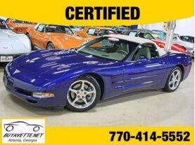 2004 Chevrolet Corvette Convertible for sale 101089721