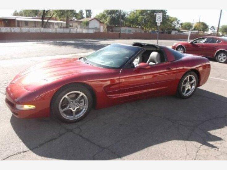 2004 Chevrolet Corvette for sale 101230025