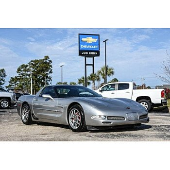 2004 Chevrolet Corvette Z06 Coupe for sale 101245283