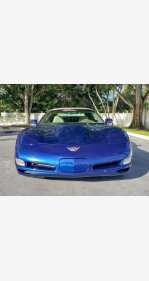 2004 Chevrolet Corvette Convertible for sale 101265839