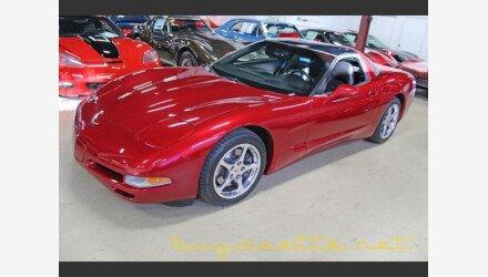 2004 Chevrolet Corvette Coupe for sale 101275329