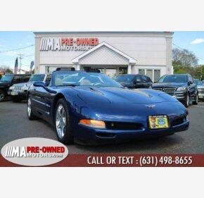 2004 Chevrolet Corvette Convertible for sale 101323081