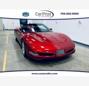 2004 Chevrolet Corvette for sale 101324692