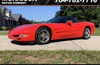 2004 Chevrolet Corvette Convertible for sale 101344870