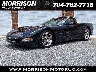 2004 Chevrolet Corvette Convertible for sale 101344872