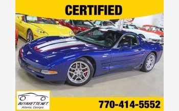 2004 Chevrolet Corvette for sale 101381247