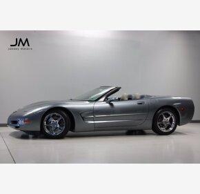 2004 Chevrolet Corvette Convertible for sale 101492082