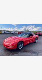 2004 Chevrolet Corvette for sale 101500251