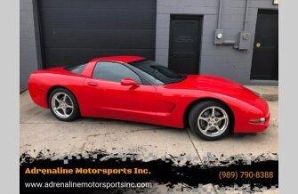 2004 Chevrolet Corvette for sale 101521423