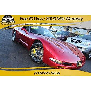 2004 Chevrolet Corvette for sale 101529199