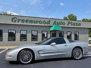 2004 Chevrolet Corvette Coupe for sale 101555737