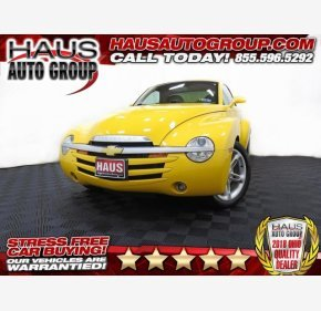 2004 Chevrolet SSR for sale 101011577