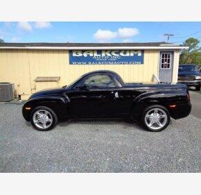 2004 Chevrolet Ssr For 101026430