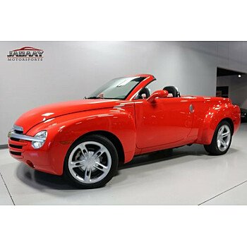 2004 Chevrolet SSR for sale 101224808