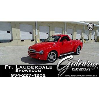 2004 Chevrolet SSR for sale 101225301