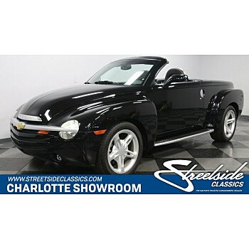 2004 Chevrolet SSR for sale 101286078